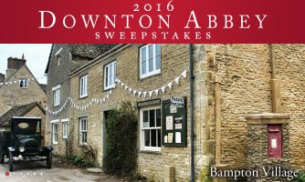 I have entered every year! I wonder if this will be my year! Masterpiece 2016 Downton Abbey Sweepstakes – Win a trip to Great Britain & more! - ends March 15, 2016