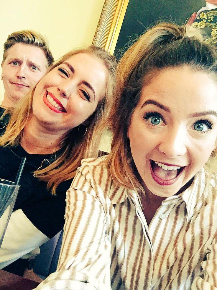 ~Shaun, Poppy and Zoe~