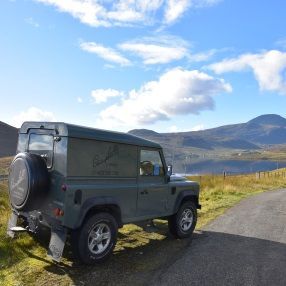 Campbell's of Beauly Land Rover Defender