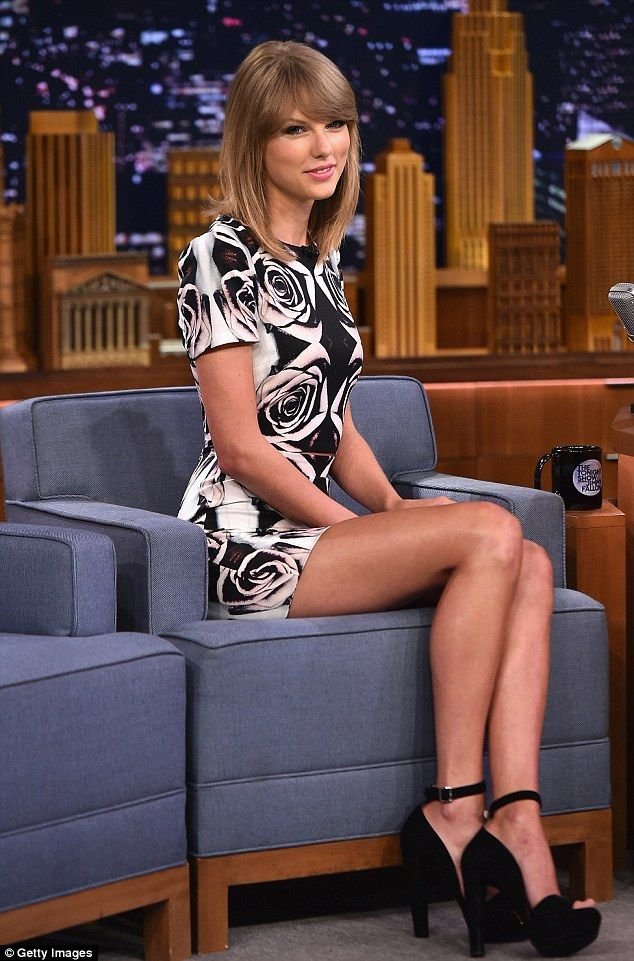 Elegant: The Love Story singer sat down with Jimmy Fallon on Wednesday to talk about The Giver