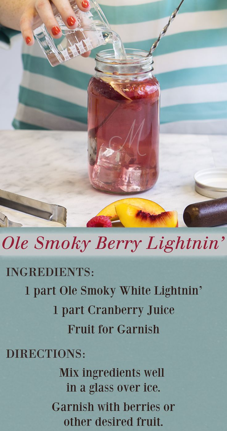 Simple yet sophisticated, this Berry Lightning cocktail recipe is sure to keep your wedding reception guests coming back for more. A great groomsman or bridesmaid gift, the personalized mason jar cocktail mixer set can be ordered at http://myweddingreceptionideas.com/personalized-mason-jar-cocktail-mixer-set.asp