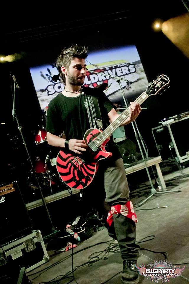 Nikos Bonelis performing at Big Party Ierapetra Experience 2013!