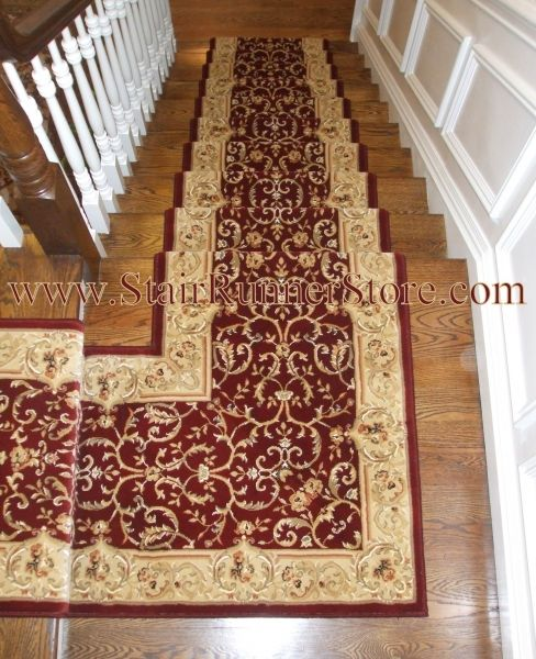 55 Best Landings Custom Landing Stair Runner