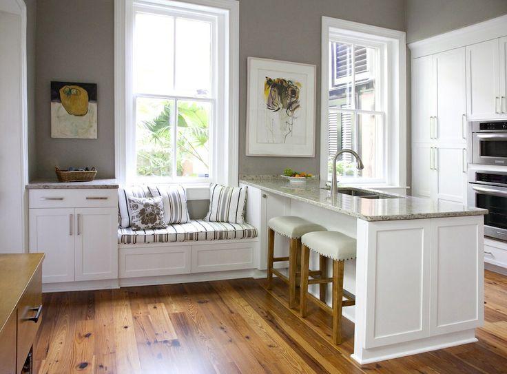 Shiitake Color On Kitchen Cabinets