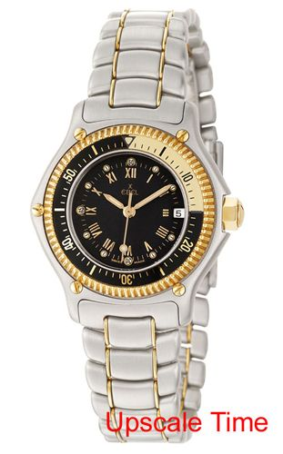 Ebel Discovery Women's Watch 1083912-5260  Upscale Time
