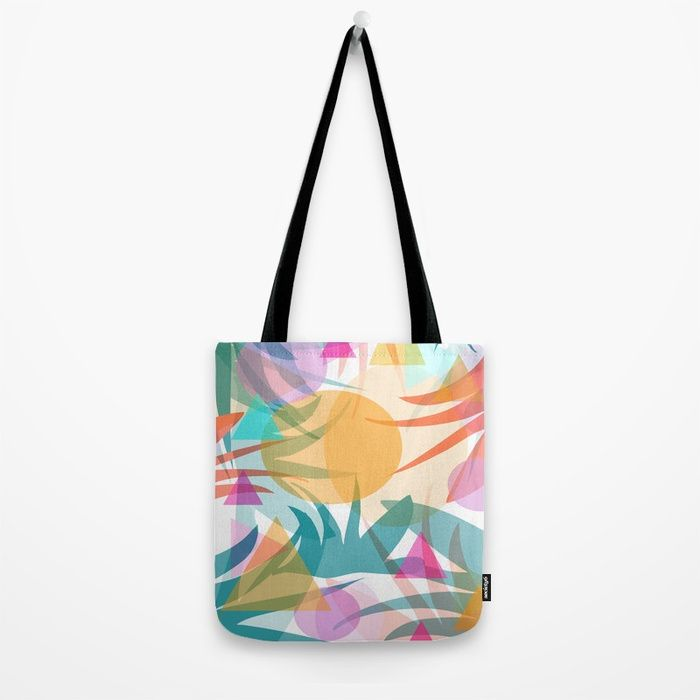 Summerdream Tote Bag by mirimo | Society6