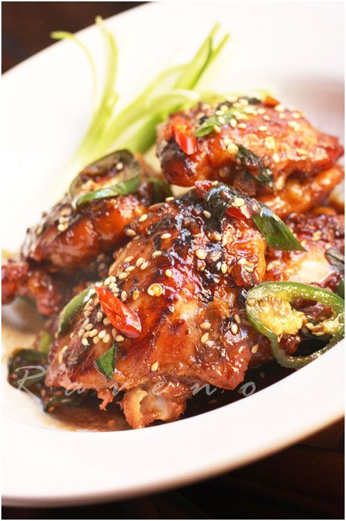 Vietnamese Caramelized Chicken: A simple family recipe with lots of flavor and awesomeness.