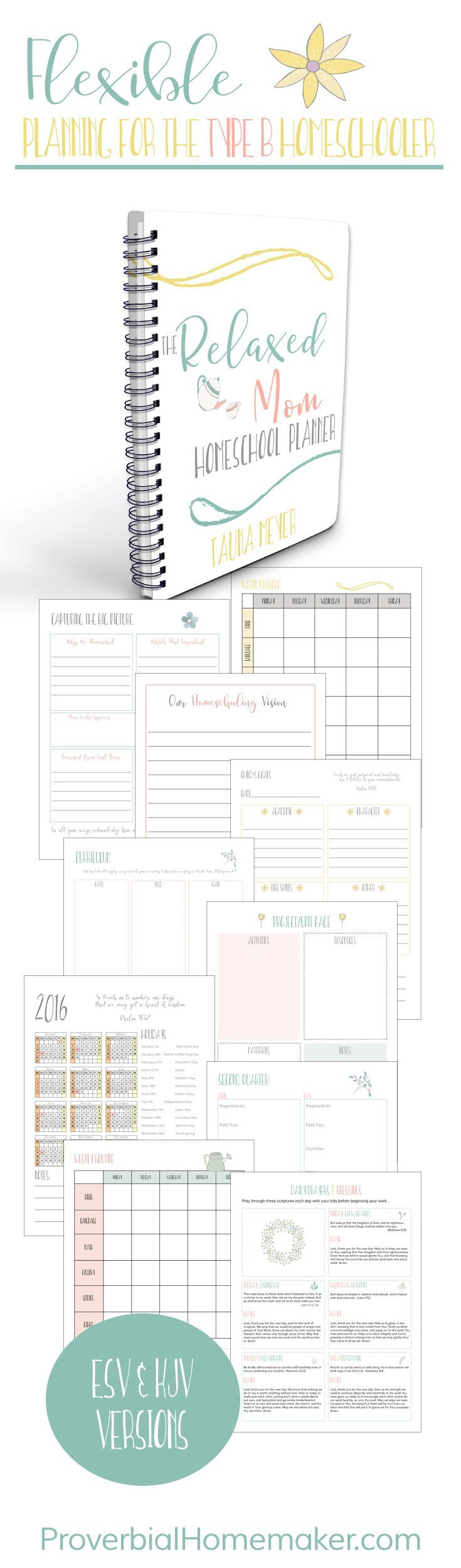 Looking for a routine-based way to plan your homeschool? Tired of the empty checkboxes and half-completed lesson plans? This planner and eCourse is just what you need for a more restful and productive homeschool year!