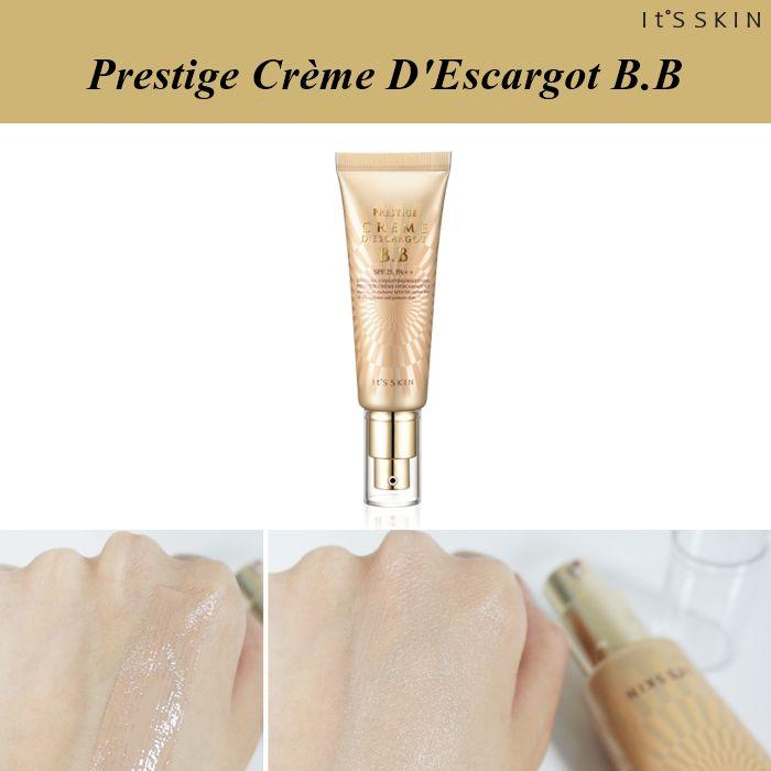 Entdecke die *Prestige Crème D'Escargot B.B* von IT'S SKIN mit der innovativen Formel aus 21% Mucin-Extrakt (Schneckensekret): https://www.seemyskin.de/make-up/grundierung/83/it-s-skin-prestige-creme-d-escargot-b.b #seemyskin #itsskin #itsskindeutschland #itsskinofficial #kbeauty #koreanischekosmetik #makeup #beauty #koreancosmetics #koreanbeauty #bbcream #asiatischekosmetik #schönheit #bbcreme  #kbeautyblogger #kosmetik #grundierung #foundation #mucin #schneckensekret #schneckenextrakt