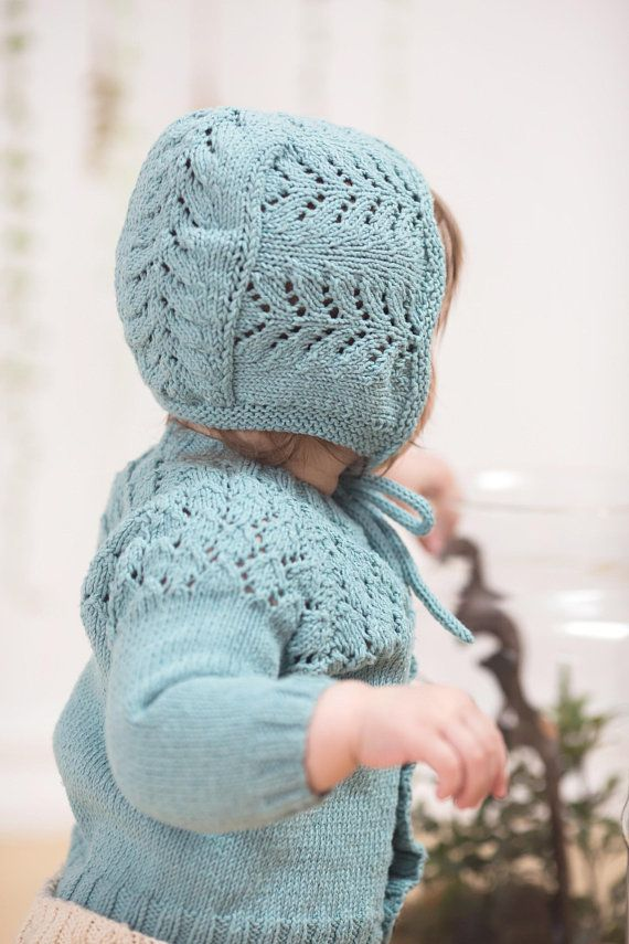 In Hand Knitted Baby Cardigans Fashionable Style;