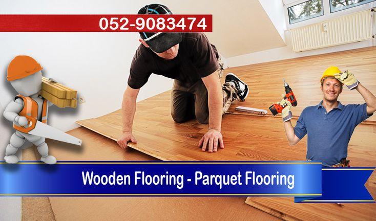 Parquet Flooring - Wood Work & Carpentry Services Dubai -