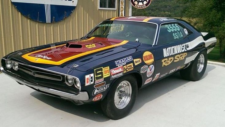 Mopar Muscle Cars Awesome 53