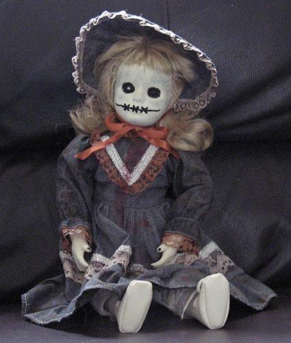 Creepy Doll Makeovers