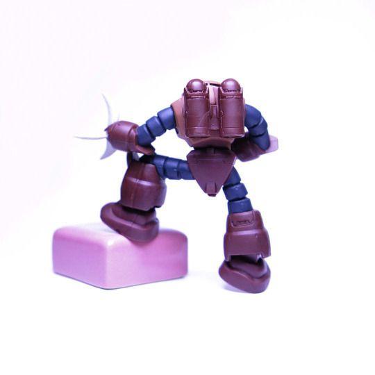 Back Side > MSM-07S Char Z'gok Gashapon HG Series Char Aznable Collection  Series : Char Aznable collection Gashapon HG series  Brand : Bandai  Release : Unknown  Height : +- 60mm  Price : 216Yen  #ズゴック #シャアアズナブル #機動戦士ガンダム #ガチャガチ#Gunpla #ModelKit #Gashapon #Gacha #MiniFigure #Figure #Toys #Zgok #CandyToys #BuildModel #Bandai #CharAznable #Zeon #Zugokku #MobileSuits #Gundam #Jaburo #OneYearWar #UniversalCentury #Toys #ToyPhotography #Instagram #InstaToys #Amphibious