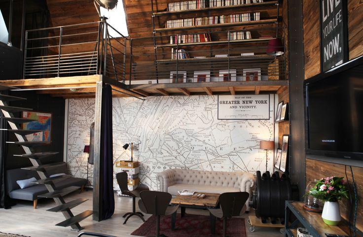16 best urban room images on pinterest atypical outer. Black Bedroom Furniture Sets. Home Design Ideas