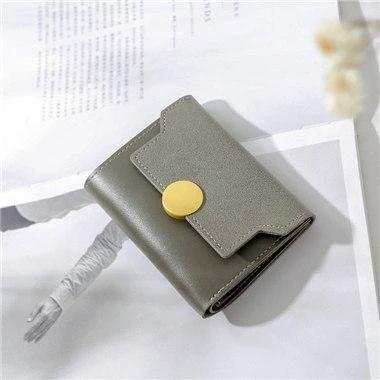 Brieftasche 2018 Vintage lange Geldbörse weiblich rot grün schwarz grau Pinkintothea