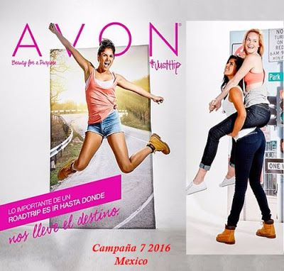 Catalogo Avon moda juvenil c-7 2016 Just Hip