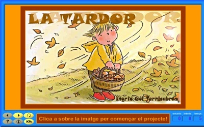 Jclic La tardor.