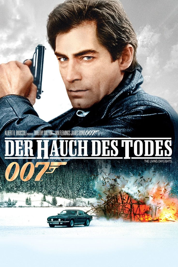 James Bond 007 - Der Hauch des Todes (1987) - Filme Kostenlos Online Anschauen - James Bond 007 - Der Hauch des Todes Kostenlos Online Anschauen #JamesBond007DerHauchDesTodes -  James Bond 007 - Der Hauch des Todes Kostenlos Online Anschauen - 1987 - HD Full Film - James Bond verhilft einem russischen General zur Flucht in den Westen. Von ihm erfährt er dass der KGB in einer groß angelegten Aktion alle feindlichen Agenten töten will.