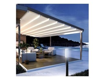 Captivating The 25+ Best Retractable Pergola Ideas On Pinterest | Pergola Retractable  Shade, Outdoor Pergola And Covered Patio Diy