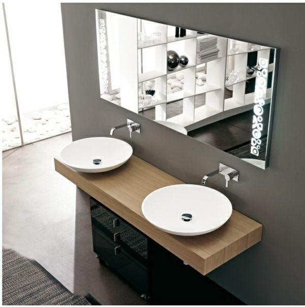 Les 25 meilleures id es de la cat gorie lavabos doubles for Double lavabo salle de bain