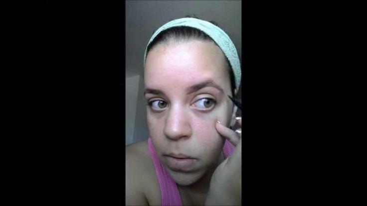como delinear tus cejas