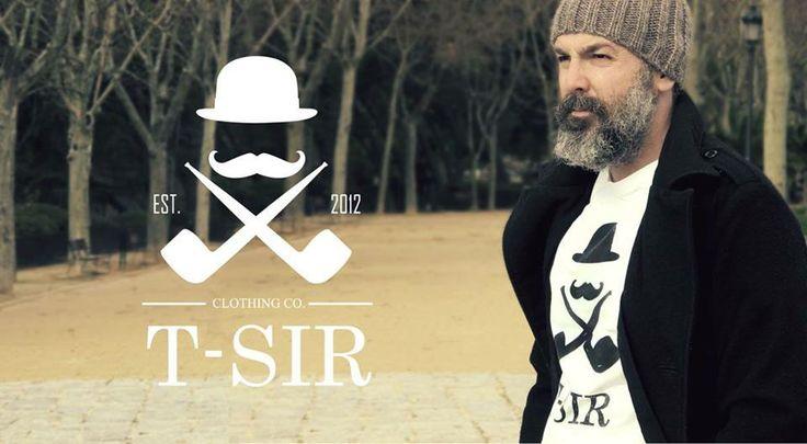 T-SIR marca de camisetas para hombres