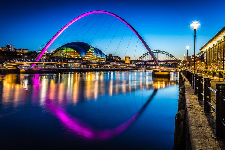 Stag do destination: Newcastle. Our most popular UK stag destination in 2017, Newcastle has it all. The selection of different areas, nightlife, affordable prices and the buzzing atmosphere make Newcastle a stag haven. #stagdo #stagideas