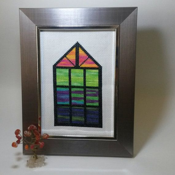 Hey, I found this really awesome Etsy listing at https://www.etsy.com/listing/232195378/stained-glass-southern-lights