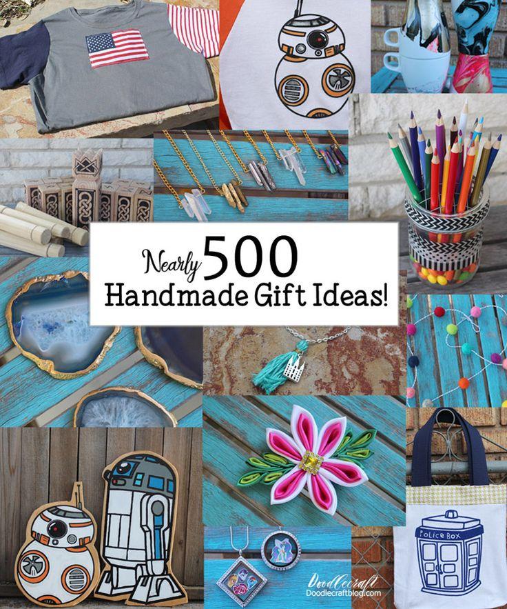 Handmade Christmas Gifts!