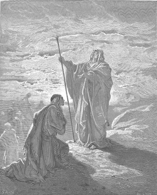 И сказал Господь Самуилу: послушай голоса народа во всем, что они говорят тебе; ибо не тебя они отвергли, но отвергли Меня, чтоб Я не царствовал над ними; как они поступали с того дня, в который Я вывел их из Египта, и до сего дня, оставляли Меня и служили иным богам, так поступают они с тобою (1 Царств 8:7-8) http://bible-book.org/ru/istoricheskie/1-tsarstv