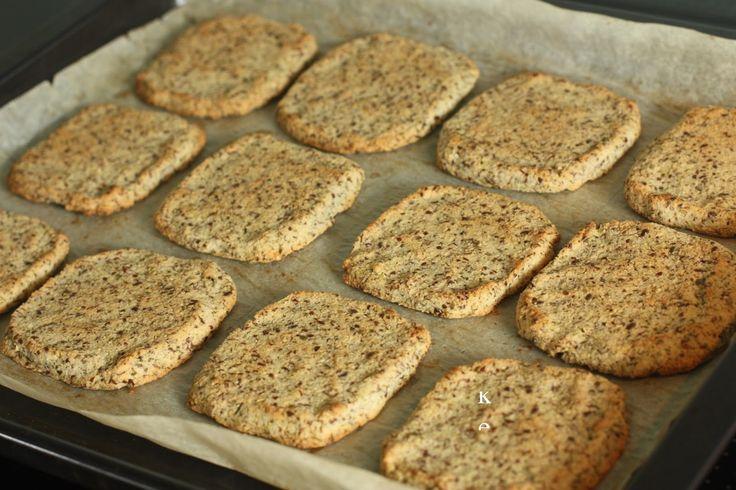 Disse briksene er glutenfrie - og knallgode! Jeg serverte dem som tilbehør i et familieselskap forleden, og de var stor suksess. Ingen...