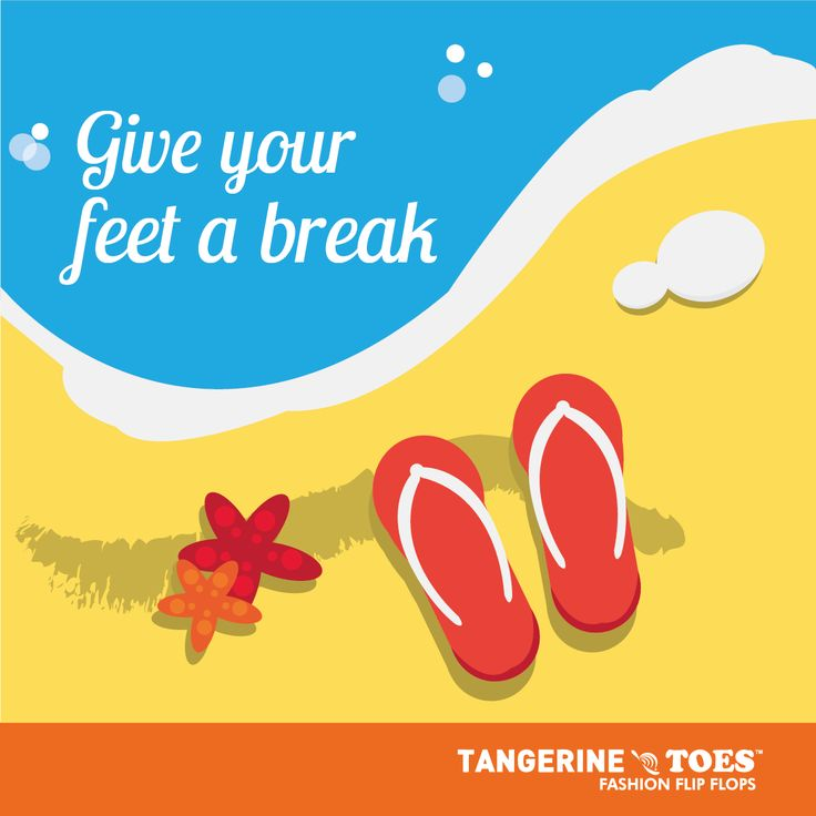 Your toes deserve it :D