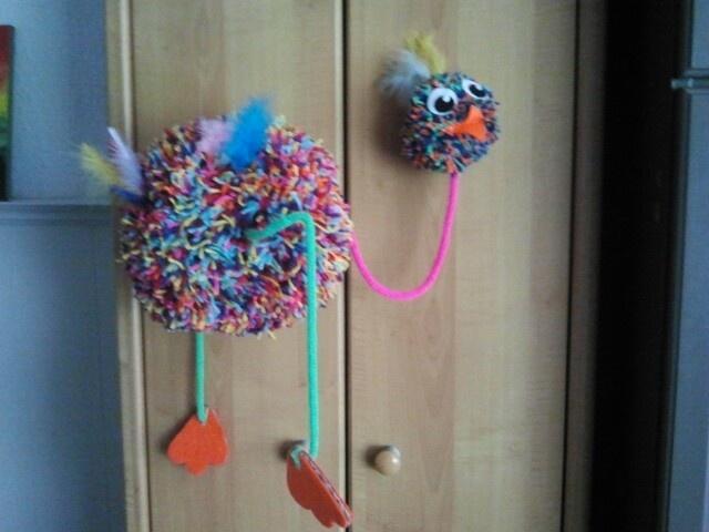 Struisvogel Molly
