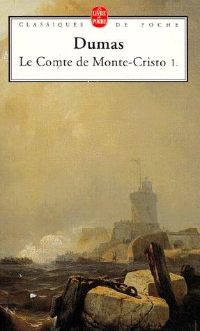 """""""Le Comte de Monte-Cristo"""" de Dumas. Un vrai livre d'aventures..."""