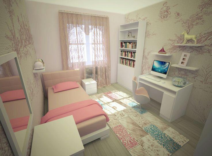 Genc odası tasarımı