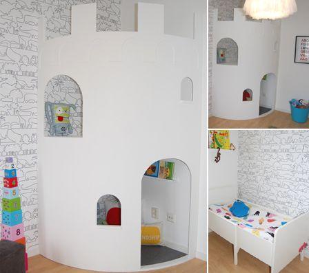 7 fina barnrum att hämta inspiration från   minbebis.com
