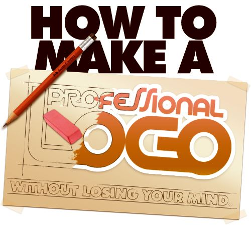 How to make a professional logo without losing your mind   Graphic ...