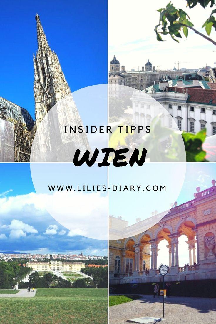 Insider Tipps Wien direkt von den Locals! Für eure nächste Städtereise nach Wien!