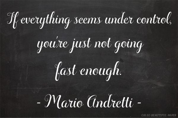 Ciao Bella script font via Oh So Beautiful Paper: http://ohsobeautifulpaper.com/2014/04/well-said-type-62/ | Quote: Mario Andrelli #fonts #quote