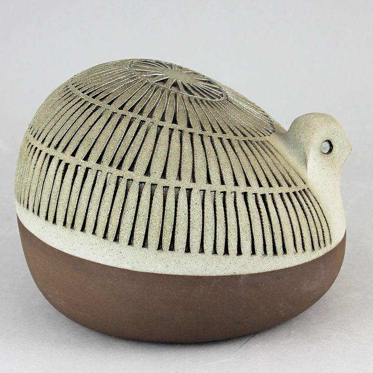 Tomas Anagrius (1960s) Stunning Chubby Bird (2)