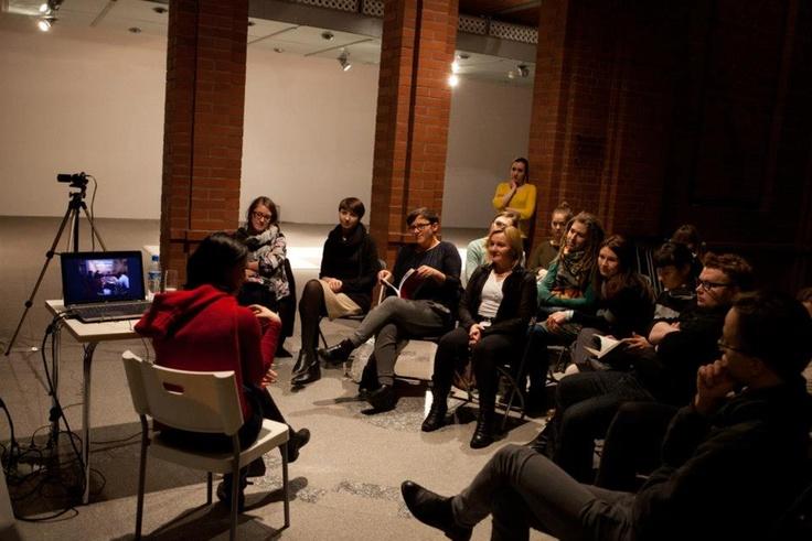 ART IN PRACTICE gość / guest: Agnieszka Tarasiuk / Królikarnia