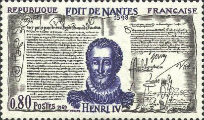In 1685 draaide Lodewijk XIV het Edict van Nantes terug. Waarin stond dat de protestanten vrij hun godsdienst mochten beoefenen. Dat hield dus in dat de hugenoten zich moesten bekeren of vertrekken, veel vertrokken er naar de Republiek toe waar al veel protestanten woonden. Ook was er geen koning en dus geen absolutisme.