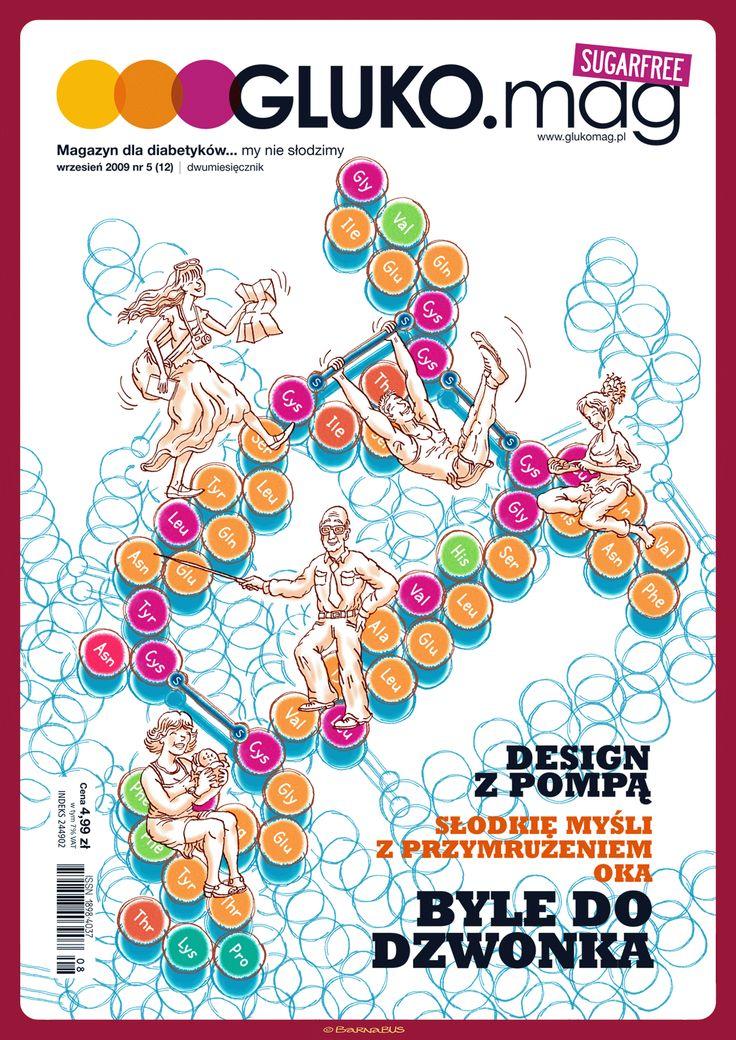 © Barnabus - #Cover of #magazine.
