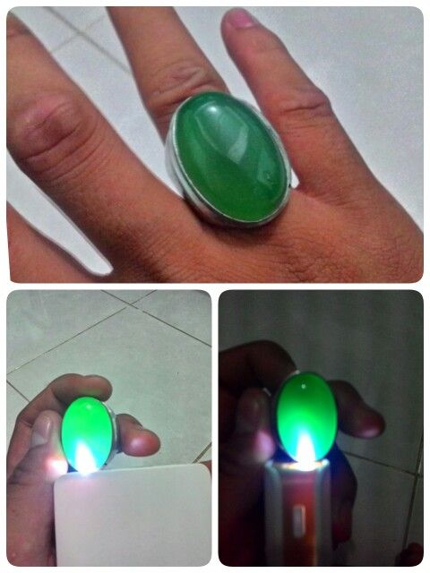 Indonesian gemstone bacan palmea..