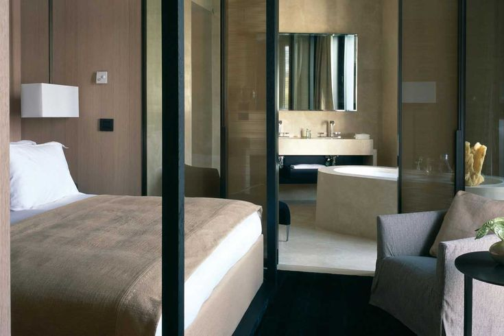 Hotel Bulgari, Milan, Italy