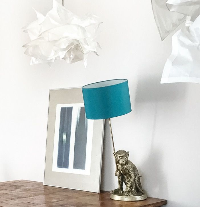 Modern art homedeco fancy lamp