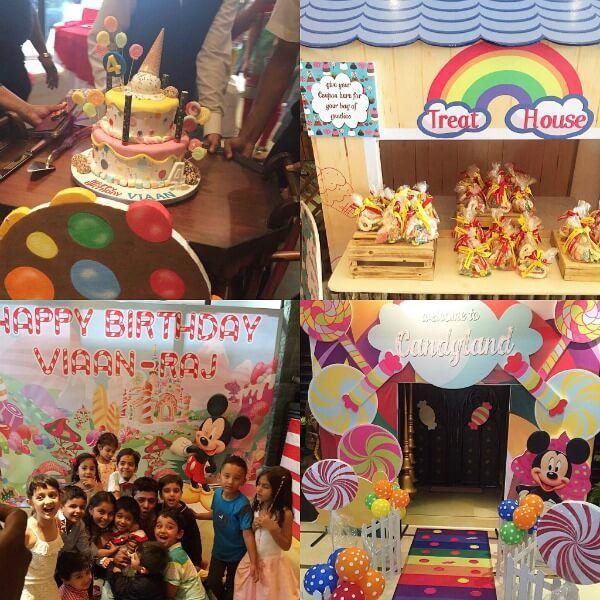 Shilpa Shetty's son Viaan Raj Kundra's Birthday Party