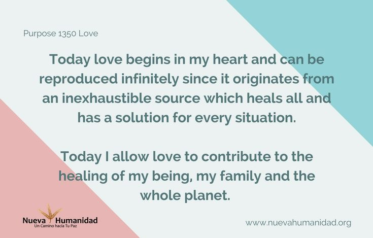 Purpose 1350 Love