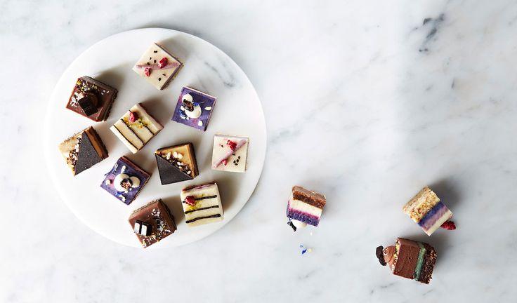 Pana Chocolate Bite Size Cakes